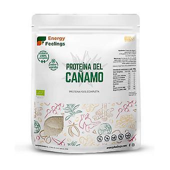 Hemp protein eco vanilla flavor 1 kg (Vanilla)