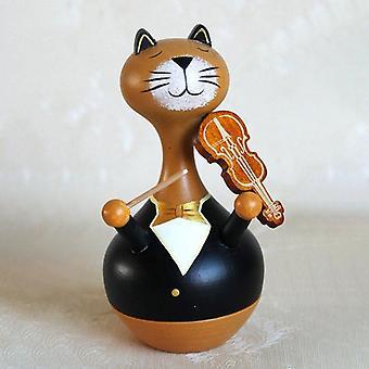 Eläimet Muusikko Music Box