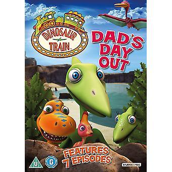 Dinosaur Train - Pappas dag ut DVD