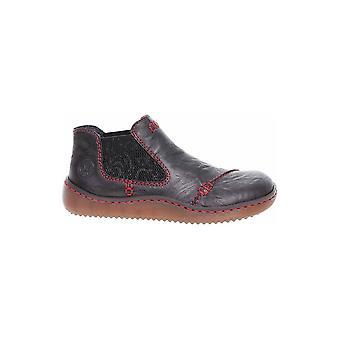 Rieker L849100 chaussures universelles toute l'année pour femmes
