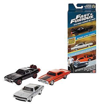 Rápido y furioso 3 Juego de coches Dodge Off Road Ultra Charger Roadrunner Mattel FCG02
