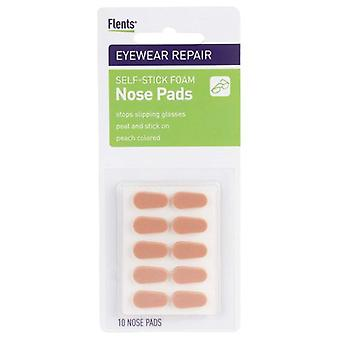Apothecary Products Flents Pink Nose Pads For Eyeglasses, 10 each