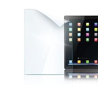 """Hama """"Crystal Clear"""" Display Protection Film for Tablet PCs up to 10.1"""""""