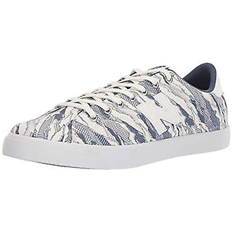 New Balance Mænd's Sko AM210PWH Stof Lav Top Lace Up Fashion Sneakers