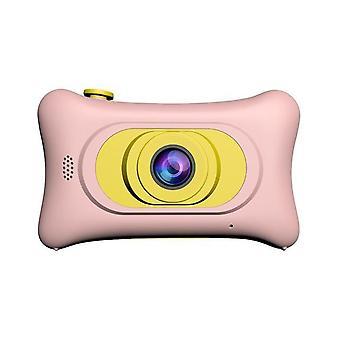 جديد مصغرة الرقمية HD 1080p الفيديو للأطفال عيد ميلاد عيد الميلاد هدية تسجيل 1.2 مليون بكسل 2 بوصة IPS شاشة الكاميرا المزدوجة