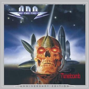 U.D.O. - Timebomb (Anniversary Ed.) [CD] USA import