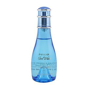 Davidoff Cool Water Eau De Toilette Spray (Unboxed) 50ml/1.7oz