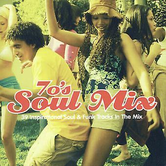 70s Soul Mix CD 2 disques (2003)