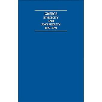 Grecja przez Edytowane przez J M Wagstaff