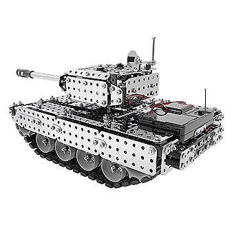 كتل البناء المعدنية دبابة RC سيارة بريك ية