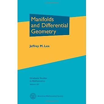 Variétés et géométrie différentielle