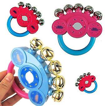 Baby Little Loud Bell Ball Rasseln Spielzeug Baby Intelligenz Greifende Handglocke
