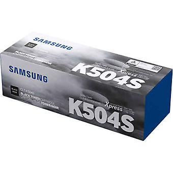 Toner d'origine Samsung K504S Noir