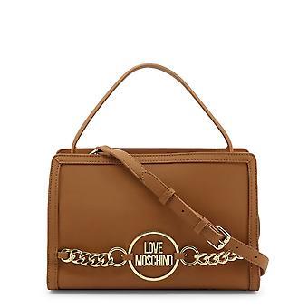 Rakkaus Moschino JC4153PP1DLE0201 jokapäiväiset naisten käsilaukut