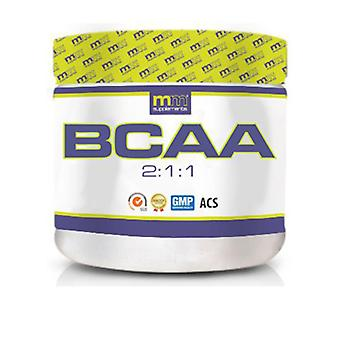 Amino Acid BCCA 2:1:1 MM Supplements (400 uds)