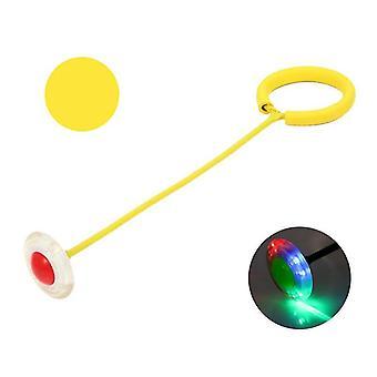 Flash skákanie povrazu loptu deti vonkajšie hra toy LED skákanie sila reakcie školenia