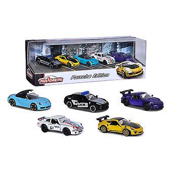 Porsche 5 Pack Of Cars
