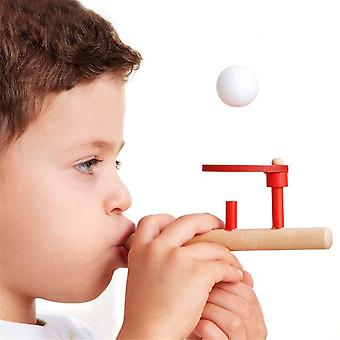 Монтессори Материалы Детский деревянный удар Хобби Веселый спорт Игрушка Мяч