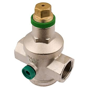 "Adjustable Pressure Reduction Valve 1/2"" 3/4"" 1"" BSP Female Reduce to 0.5-5 BAR"