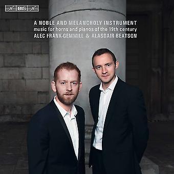 Beethoven / Glazunov / Rossini / Beatson - Noble & melancholie Instrument [SACD] USA import