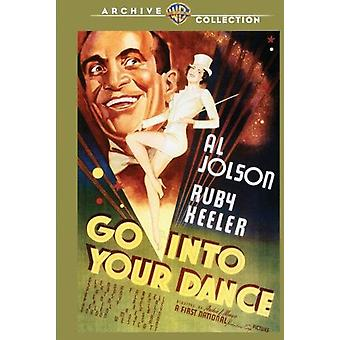 Go Into Your Dance [DVD] USA import