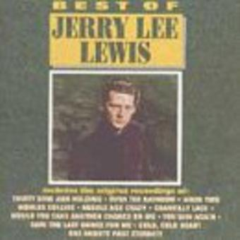 Jerry Lee Lewis - Best of Jerry Lee Lewis [CD] USA import