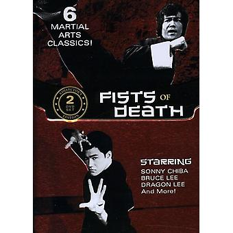 Fists of Death [DVD] USA import