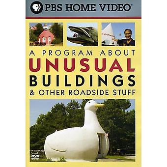 Programm über ungewöhnliche Gebäude & andere Straßenrand S [DVD] USA import