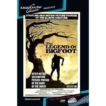 Legend of Big Foot [DVD] USA import