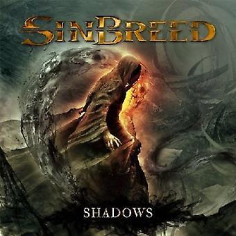 Sinbreed - import Schatten [CD] USA