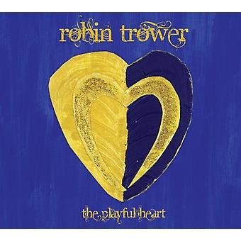 Robin Trower - Playful Heart [CD] USA import