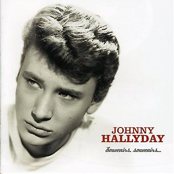 Johnny Hallyday - Souvenirs Souvenirs [CD] USA import