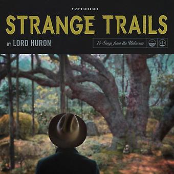 Lord Huron - Strange Trails [CD] USA import