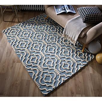 Pato morisco de Nador huevo rectángulo alfombras alfombras modernas