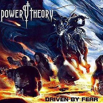 Power Theory - Driven by Fear [CD] USA import