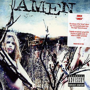 Amen - Amen [CD] USA import