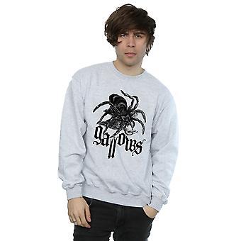 Gallows Men's Black Spider Sweatshirt