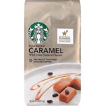 Caramel de Starbucks café molido
