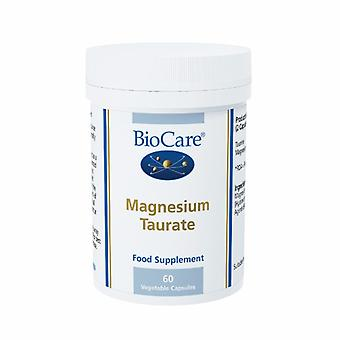 Biocare Magnesium Taurate , 60 Vegetable Capsules
