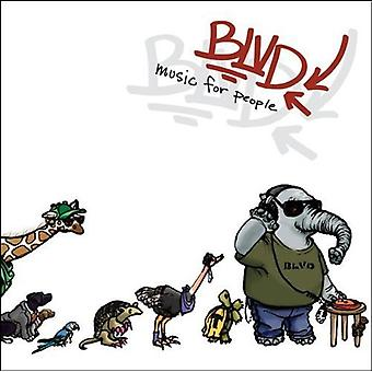 Blvd - musikk for folk [DVD] USA importere
