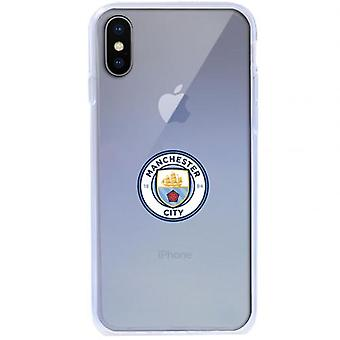 Manchester City iPhone X TPU Case