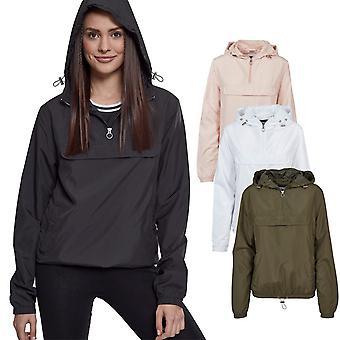 Urban classics ladies - PULL OVER Winterbreaker jacket