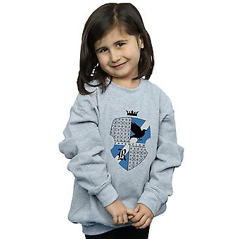 Harry Potter Girls Ravenclaw Shield Sweatshirt