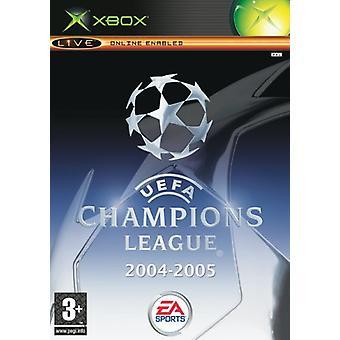UEFA Champions League 2005 (Xbox) - New
