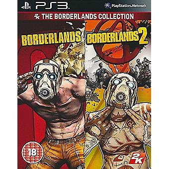 Borderlands 1 and 2 Collection (PS3) - Factory Sealed