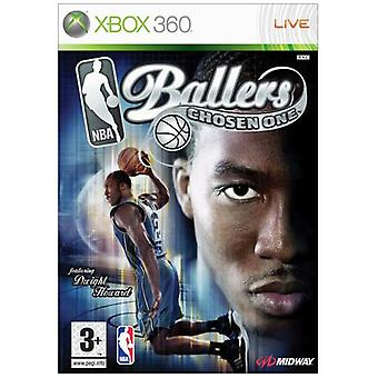 NBA Ballers (Xbox 360) - New