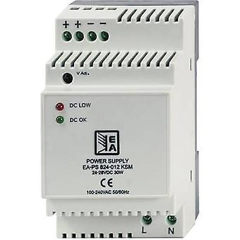 EA Elektro-Automatik EA-PS 812-022 KSM Rail gemonteerd PSU (DIN) 2.2 per 30 W 1 x