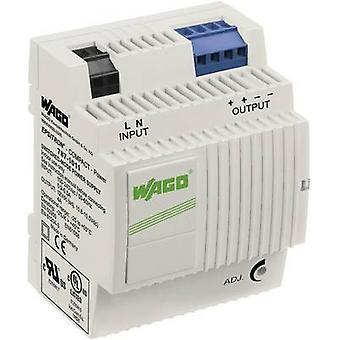 WAGO EPSITRON® COMPACT POWER 787-1011 Rail montato PSU (DIN) 12 Vdc, 4 A 48 W x 2