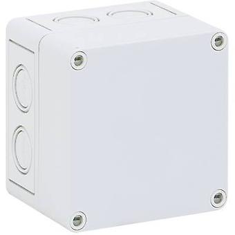 Spelsberg RKK 4/08-8 x 4² seriell terminal inhägnad 94 x 94 x 57 polystyren (EPS) grå 1 dator