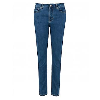 Paul Smith Ps Mid Rise Freundin Jeans